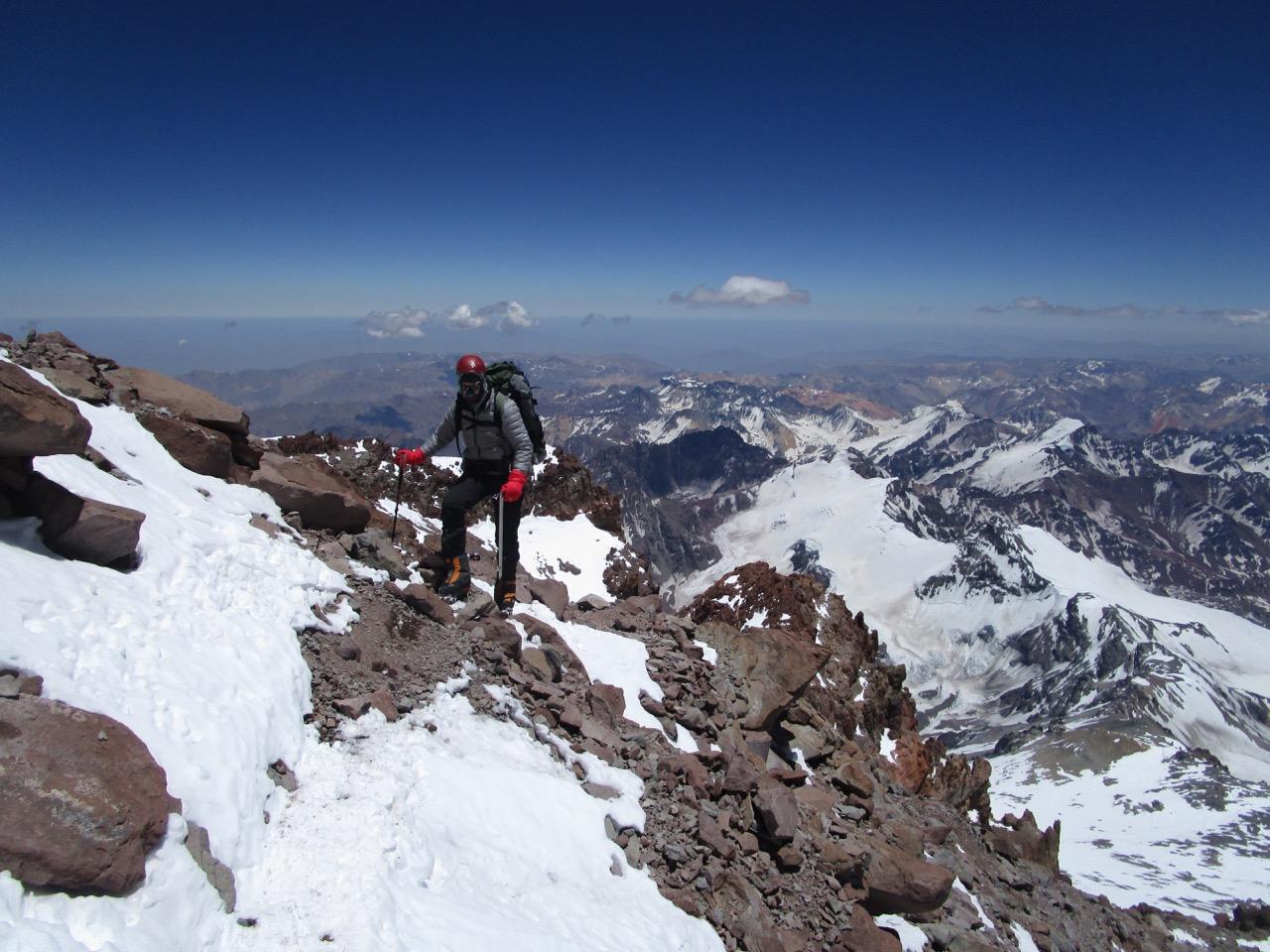 Climb Aconcagua - Norm...