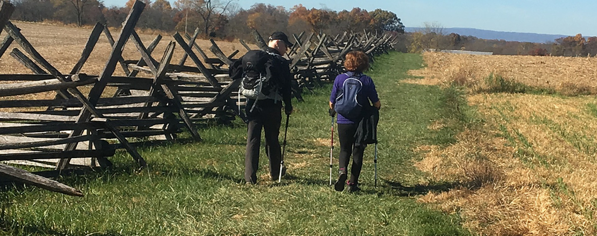Antietam Battlefield Day Hike